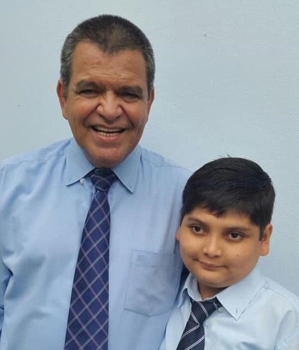 Carlitos, de 17 años, falleció en el hospital de San Carlos la noche del domingo pasado. Facebook