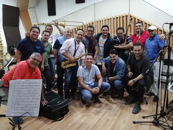 La Orquesta La Solución ya está preparando su mejor repertorio para poner a todos los cubanos a bailar. Cortesía
