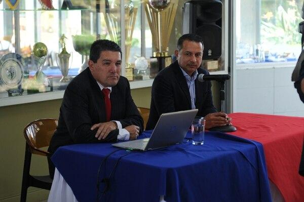 William Sequeira, miembro del grupo de integridad de la FIFA y fiscal de la Fede es uno de los cuestionados porque parece que no llevó el debido proceso. Fotos Melissa Fernández