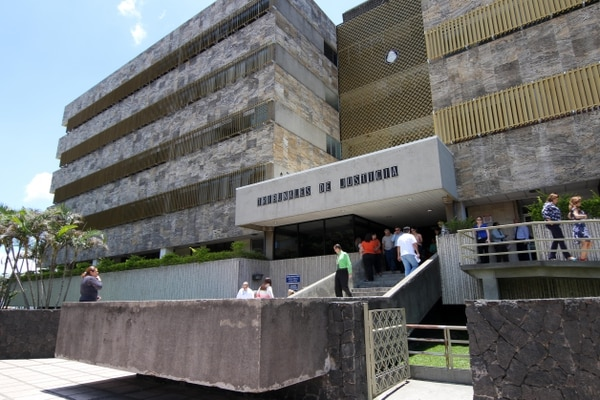 Circuito Judicial : Fiscalía allana unidad judicial que tenía más de mil casos en