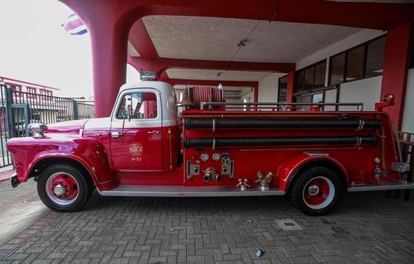Contiguo a la parada de buses La Coca Cola en San José, ya puede usted admirar a la M51. Cortesía.
