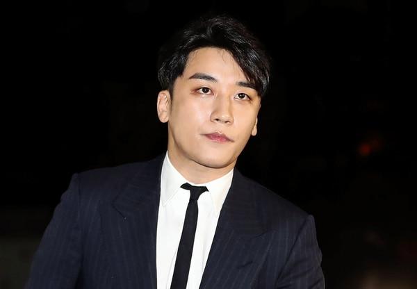 Seungri, miembro de la banda de k-pop Big Bang,está envuelto en un escándalo de prostitución.