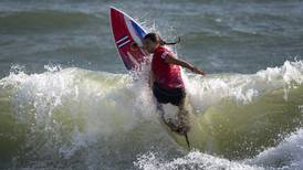 Brisa Hennesy se va de Tokio 2020 como la sexta mejor surfista del mundo