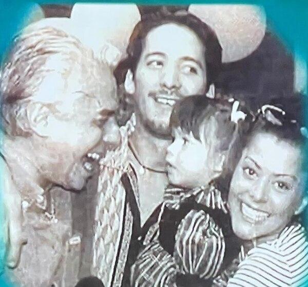 Frida asegura que su abuelo abusaba de ella desde que era una niña. Instagram