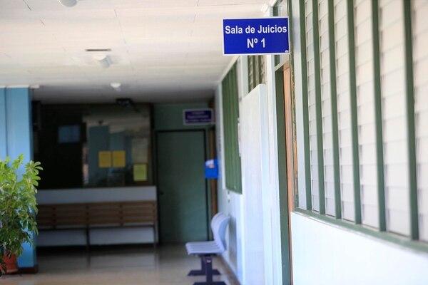 La sentencia fue dictada en los Tribunales de Cartago. Foto: Rafael Pacheco