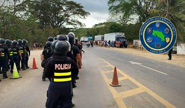 Los alcaldes mantienen comunicación con el área de Salud y los cuerpos policiales. Foto: MSP.