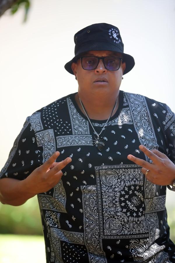 El cantante dice que nunca organizó fiestas privadas. foto Alonso Tenorio