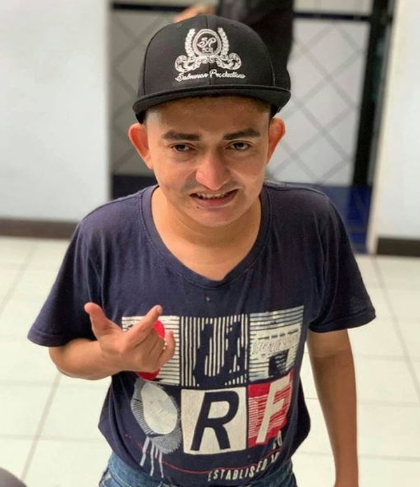Alfredito tiene 67 mil seguidores en Facebook. Foto: Tomada de Facebook