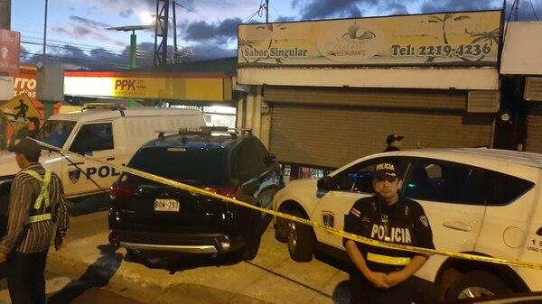 Vargas falleció luego de recibir varios disparos en la cabeza. Fotos Carlos Láscarez