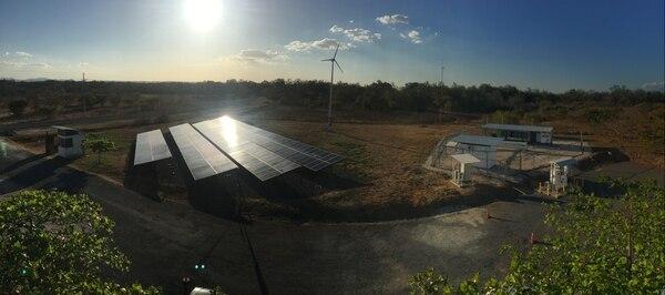 Foto del ecosistema de transporte basado en energias renovables e hidrogeno. Cortesía Ad Astra
