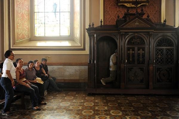 En un documento de seis páginas el Vaticano defendió este lunes 1 de julio el secreto de confesión. Foto Melissa Fernández.