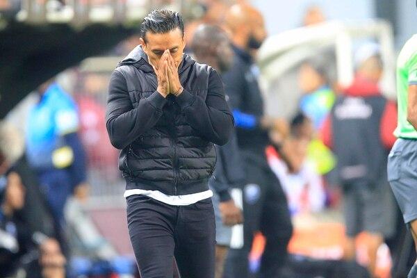 Centeno quiso jugar de Guardiola y casi termina derrotado. Rafael Pacheco