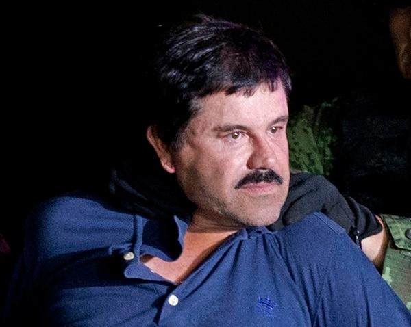 El Chapo cumple cadena perpetua en Estados Unidos. Foto: AP