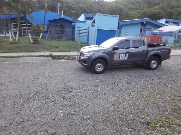 La chiquita murió mientras era atendida en la clínica. Foto: Raúl Cascante