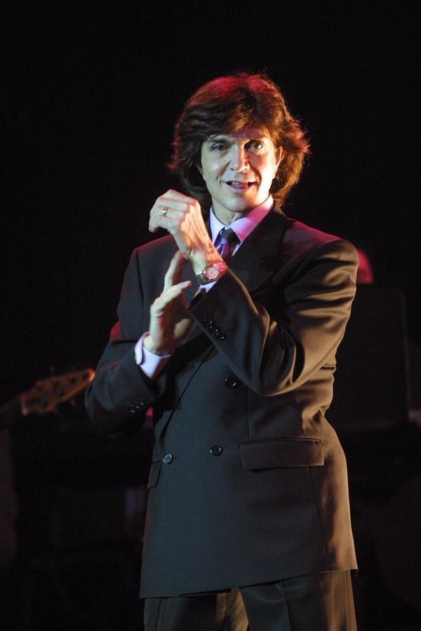 El próximo 13 de setiembre el cantante español estrenaba disco en vinilo que llamó Camilo Sinfónico. Archivo.