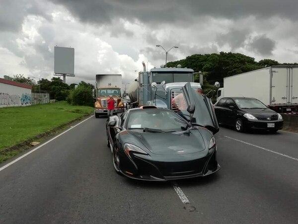 Este carro sería único en el país. Fotos: Cortesía