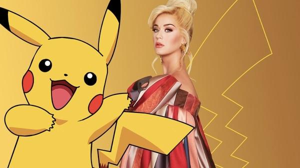La cantante grabó una colaboración con el animalito amarillo. Instagram