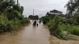 Lluvias pierden fuerza pero continuarán debido a llegada de nueva onda tropical