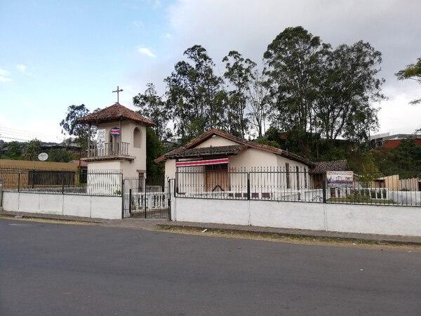 Iglesia de Quircot, Cartago. Cortesía de Camilo Rodríguez.