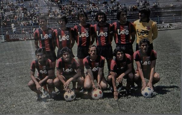 Próximamente en la web de la Liga usted podrá conocer sobre casi cualquier jugador que ha vestido los colores rojinegros. Foto: Rafael Murillo.