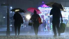Fuertes aguaceros afectarán esta semana al país debido al paso de dos ondas tropicales