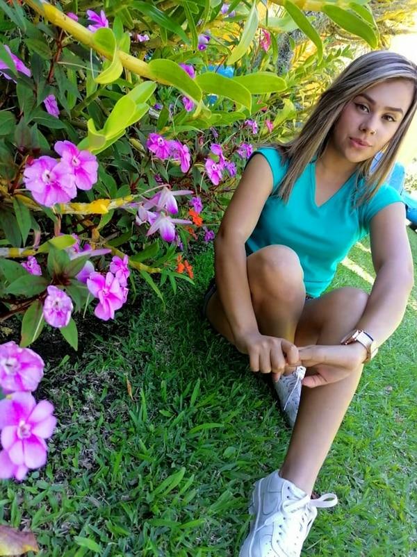 Allison Bonilla tenía 18 años cuando fue asesinada. Foto: Cortesía de la familia