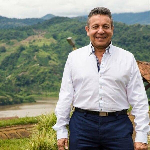 El abogado Belisario Solano representa a Roque en todo elproceso legal del divorcio. Cortesía