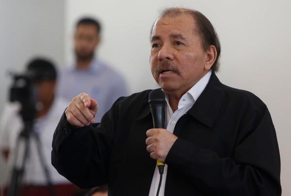 El mandato de Ortega debería concluir en 2022. Archivo