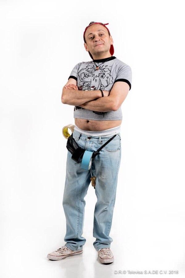 Germán, el conserje de Vecinos, es uno de los personajes más famosos de Lalo España. Facebook.