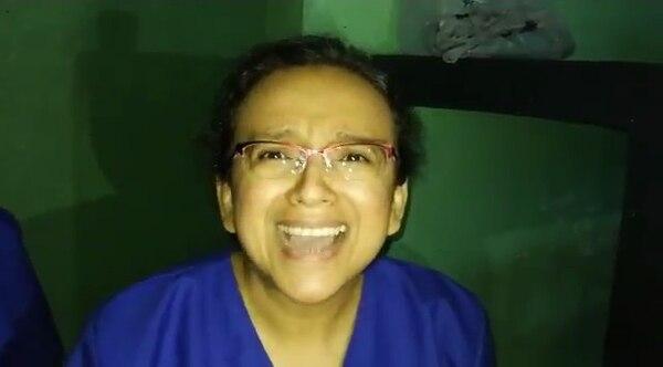 Desde que fue detenida Pineda ha dejado claro que está en condiciones no aptas para un humano. Archivo.