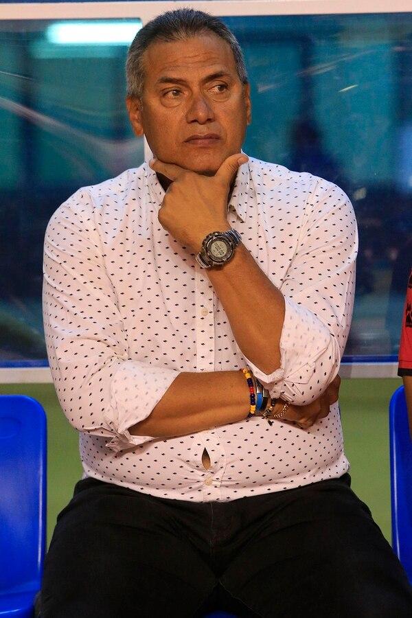 Hernán Torres considera que Francisco Rodríguez crecerá todavía más en el fútbol colombiano. Foto: Rafael Pacheco