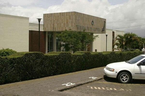 El hombre de apellido Villegas aceptó los cargos en los Tribunales de Cartago. Foto: Grupo Nación