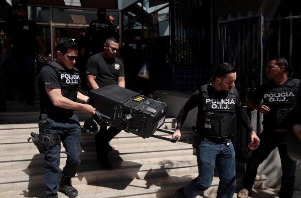 El Ministerio Público tiene todo listo para que Víquez enfrente los cargos en su contra.