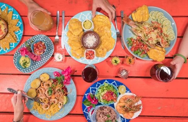 En el Caribe se pueden disfrutar deliciosos platillos. Foto: ICT
