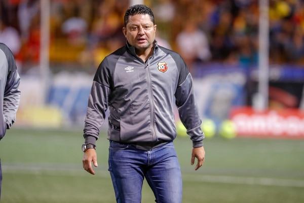 Jafet Soto volverá a la gerencia deportiva de lleno cuando acabe este campeonato. Foto: José Cordero.