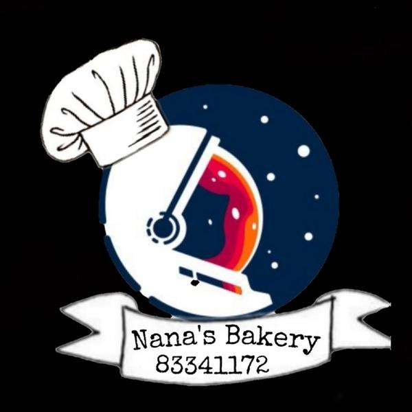 Mariana diseñó hasta el logo de su empresita, es un cocinero astronauta. Cortesía.
