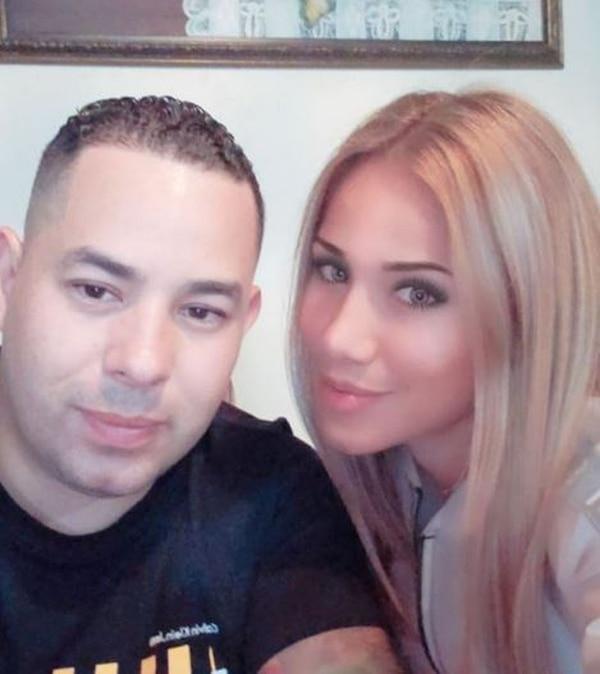 Jonathan y Melissa no se midieron en gastos para su boda. Instagram
