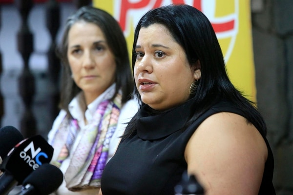 La diputada asegura que la iglesia no debería meterse en temas de salud. Foto: Rafael Pacheco