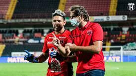 """Agustín Lleida: """"Nuestros fichajes bomba son que Leo Moreira y Carevic sigan en el equipo"""""""
