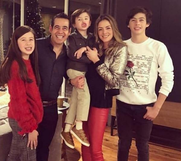Yordi Rosado tiene tres hijos y es la segunda vez que se divorcia de la misma mujer. Instagram