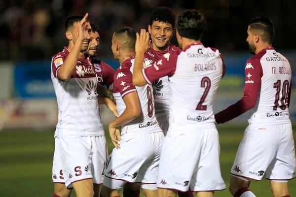 El ataque morado suma 42 goles, los mismos que la Liga. Foto: Rafael Pacheco