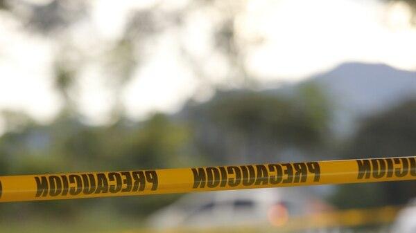 El herido fue llevado de emergencia al hospital San Juan de Dios. Foto: Albert Marín