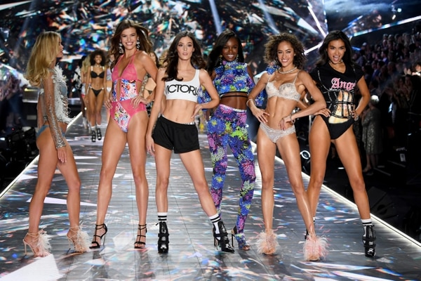 El desfile es muy famoso a nivel mundial. Images for Victoria's Secret)