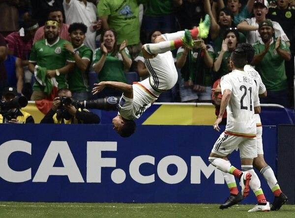 El Salvador completa clasificados a cuartos de final en Copa de Oro