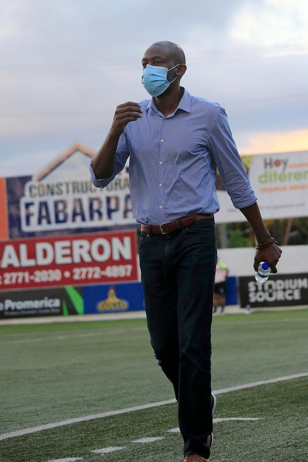 Paulo Wanchope. Foto: Rafael Pacheco