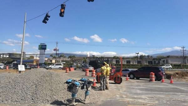 Este sábado habrá un cierre para asfaltar la calle. Foto: Archivo
