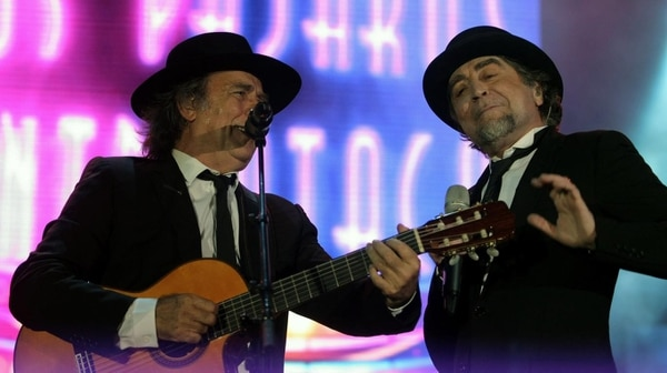 Los españoles prometen dar un concierto fuera de serie en Parque Viva. Foto: Cortesía Interamericana.