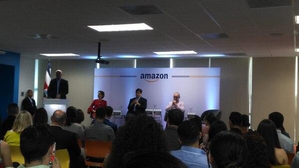 Amazon va a contratar a dos mil personas. Foto: Bryan Castillo