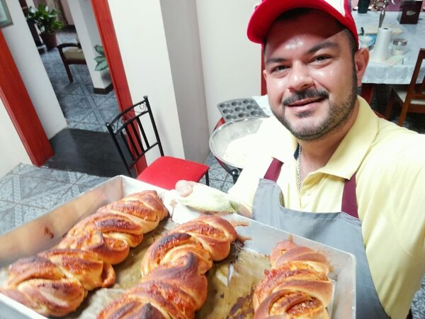 El padre panadero sancarleño ha sido todo un éxito. Cortesía.