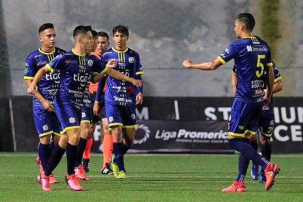 Guadalupe FC es el líder del torneo, sin jugar. Foto: Rafael Pacheco
